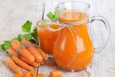zumo_zanahoria.              Para controlarse la ansiedad por comer de más, éste zumo ayuda a controlar  tu peso ideal