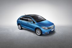 """BYD + Daimler's DENZA 400 EV Has """"400 Kilometer"""" Range"""