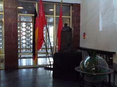 Stasi Museum, former Stasi headquarter - entrance