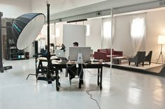 RGG Photo has two full scale production studios and teams in both Chicago  and St. Louis.