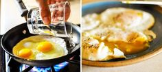 21Absolutely Invaluable Kitchen Hacks Few People Know Of   fried eggs tip
