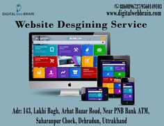 Digital Web Brain is a professional Website Designing and Development Company based in Dehradun, Uttrakhand, India. Responsive Website Design & Development, E-commerce, Digital Marketing, SEO - Premium Services by Digital Web BRain @ Affordable Prices. Staring Rs 2000/Month. Call Us: 8860896727 : http://bit.ly/2i2XU1z #WebDesigningServiceinDehradun #WebsiteDesigningServiceProviderinDehradun #Webservicedehradun