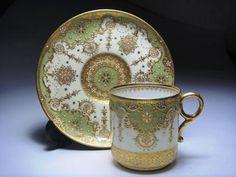 Copeland 1875 teacup and saucer...