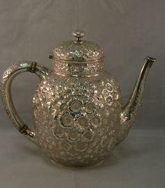 Shiebler Sterling Silver Tea Pot
