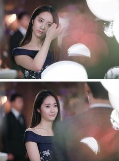 Krystal Jung as Lee Bo Na ♡ #Kdrama // The #HEIRS.