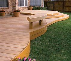 deck designs | ... Wood Decks Design Ideas | Gallery Photos Images of Home Design
