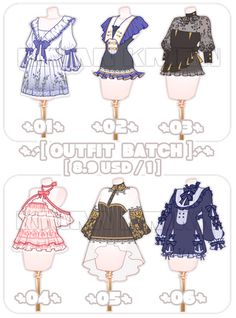 They are kimono princess outfits! Princess Outfits, Girl Outfits, Casual Outfits, Clothing Sketches, Dress Sketches, Fashion Design Drawings, Fashion Sketches, Vetements Clothing, Drawing Clothes