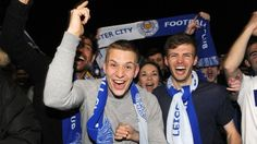 It's a good time to be a Leicester City fan. Scratch that, it's a GREAT time to be a Leicester City fan, and the afterglow from their improbable title-winning triumph is showing no sign of dimming.