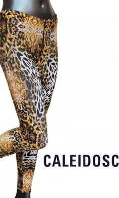 Print Leggings, Casual Wear, Activewear, Animal, Sexy, Fabric, Prints, Fun, Women