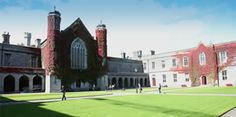 NUI Galway Still Standing, Cover Photos, Quad, This Is Us, Sidewalk, University, Mansions, Architecture, House Styles