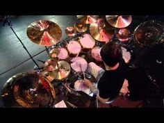 Gavin Harrison - 19 Days live @ Modern Drummer