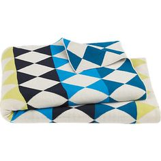 Repin and comment!    #Hadley Mod Throw by cb2: Love this mod argyle stadium blanket! #Blanket #Argyle #cb2  http://richmondvabarbecue.com  #happiness #happy