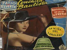 "Conchita Bautista. ""Patio de Reverte"". 1958"