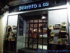 ¡Con un par de guindillas!: De tapas: Platero & Co.