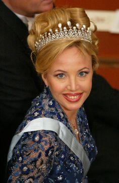 Princess Camilla of Bourbon Two Sicilies