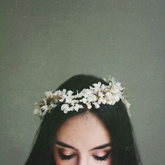 • hipster • boho • flower crown •