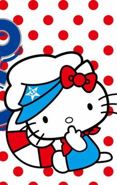#HelloKitty the sailor ^o^