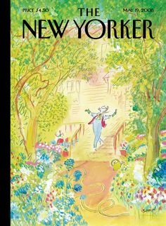 May 19, 2008 The New Yorker cover