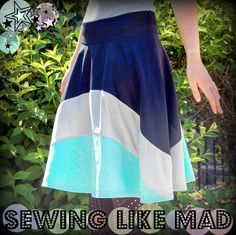 Sewing Like Mad: My first post for the Sewing Rabbit Creative Team 2013.