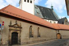 Dom - Kreuzgang I I I #diewocheaufinstagram #ausflug #momentaufnahme #altstadt #freiberg #sachsen