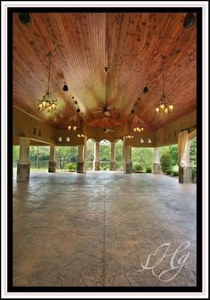 This is my venue...  And I just saw it on Pinterest. Obviously, I picked a good one!