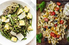 15 Delightfully Tasty Pasta Salads You Should Eat This Summer.  Most of these can be made low sodium by cutting out added salt and subbing cheese like fresh goat cheese,  Swiss,  or fresh mozzarella.  Use smaller amounts of shredded parm instead of grated parm,  just enough to get a touch of the taste.