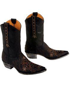 Michelle's Ruidoso - Old Gringo Milagros Boot, $520.00 (http://www.michellesruidoso.com/old-gringo-milagros-boot/)
