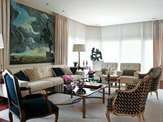20 Clever Living Room Decorating Ideas | Lifestyle Mirror