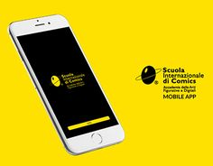 """Check out new work on my @Behance portfolio: """"Scuola Internazionale di Comics 