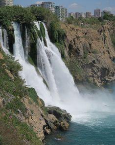 Düden Wasserfall (Ausflugstipps zum Naturschauspiel in