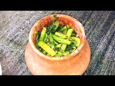 Punjabi Gandal Ka Achar | Pickled Mustard Greens | Pickled Green Mustard - YouTube Pickled Mustard Greens, Mustard Pickles, Sarson Ka Saag, Beans Curry, Fava Beans, Red Chilli, Recipe Please, Avocado Toast, Guacamole