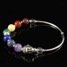 Healing crystals can be made into different types of jewelry. Wearing one while you are at work or in a stressful environment will help you stay balanced.