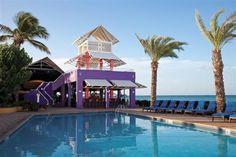 Coconuts Bar and Pool at Tamarijn Aruba