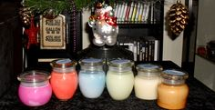 Candle, with Lid, 20% off with coupon, read description before ordering by BrooklynScent on Etsy
