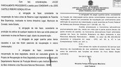 EDGAR RIBEIRO: DUAS CONDENAÇÕES DE UM ENGANADOR QUE DEVERIA ESTAR...