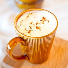 How to make a pumpkin spice latte... at home!