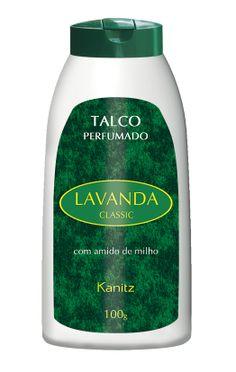 Talco Lavanda Classic
