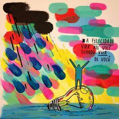 Felicidade by Felipe Guga