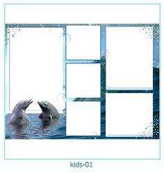 multiple kids photo frame 1