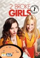 2 Broke Girls - Kausi 1 (3 disc) (DVD)