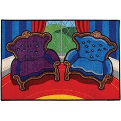 Really Good Buddy Rugs™ – Castle