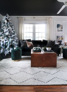 WHITE AND GREEN CHRISTMAS 2017