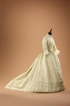 Day dress ca. 1865