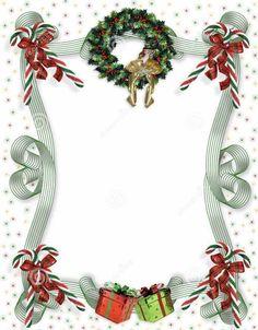 Christmas Frames Border Elegant Victorian Business Cards 2016 Classy