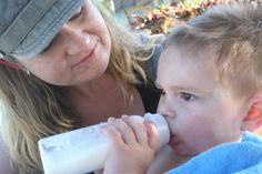 Bottle Feeding Travel Tips