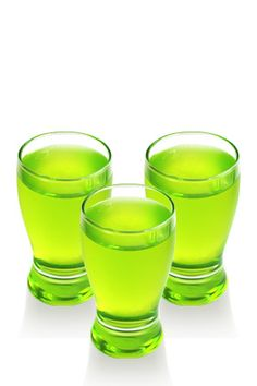 Green Dinosaur- Drink for the adults!!