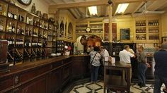 Bares centenarios de Sevilla