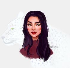 Lysandra art by RXNAI on Tumblr