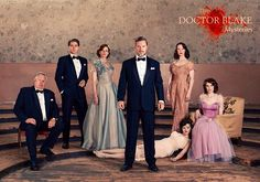 Dr. Blake. This show has so many wonderful parts to it. It is a well-written show filled with great acting and intriguing plots. Not only that, but there are also multiple strong female characters and a surprisingly feminist male lead! I am hooked.