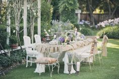 French Country Wedding Decorations | Any then move onto the rustic wedding breakfast.